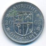 Маврикий, 1 рупия (2005 г.)