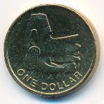 Соломоновы острова, 1 доллар (2012 г.)