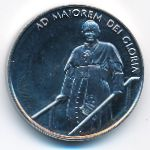 Мальтийский орден, 1 лира (2005 г.)