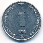 Босния и Герцеговина, 1 конвертируемая марка (2000 г.)