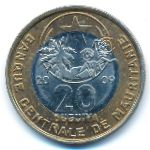 Мавритания, 20 угий (2009 г.)