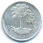 Гватемала, 5 сентаво (1964 г.)