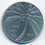 Самоа, 1 тала (1980 г.)