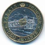 Монако, 20 франков (1992 г.)