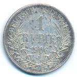 Немецкая Африка, 1 рупия (1906 г.)