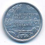 Французская Океания, 50 сентим (1949 г.)