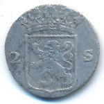 Голландия, 2 стивера (1791 г.)