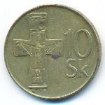 Словакия, 10 крон (1995 г.)