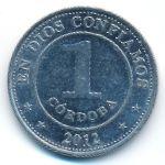 Никарагуа, 1 кордоба (2012 г.)