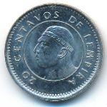 Гондурас, 20 сентаво (1999 г.)