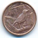 Каймановы острова, 1 цент (2013 г.)