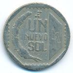 Перу, 1 новый соль (1994 г.)