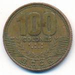 Коста-Рика, 100 колон (2006 г.)