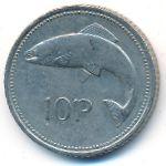 Ирландия, 10 пенсов (1993 г.)