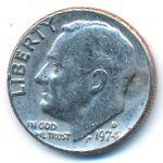 США, 1 дайм (1974 г.)
