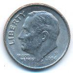 США, 1 дайм (2004 г.)