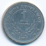 Никарагуа, 1 кордоба (2000 г.)