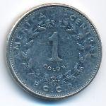 Коста-Рика, 1 колон (1984 г.)