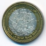 Бассас-да-Индия, 200 франков (2012 г.)