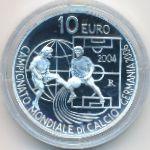 Сан-Марино, 10 евро (2004 г.)