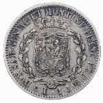 Сардиния, 1 лира (1827 г.)