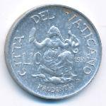 Ватикан, 10 лир (1959 г.)