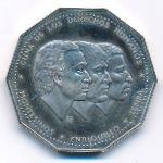 Доминиканская республика, 1 песо (1983 г.)