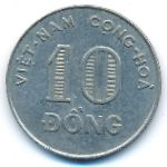 Вьетнам, 10 донг (1968–1970 г.)