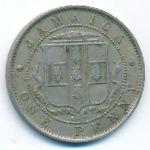 Ямайка, 1 пенни (1920 г.)