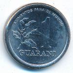 Парагвай, 1 гуарани (1978 г.)