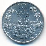 Вануату, 10 вату (1983 г.)