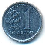 Парагвай, 1 гуарани (1986 г.)
