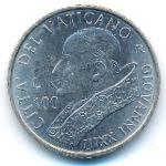Ватикан, 100 лир (2001 г.)