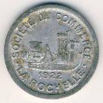 Ла-Рошель., 10 сентим (1922 г.)