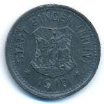 Бинген-на-Рейне., 10 пфеннигов (1918 г.)