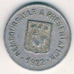 Мазаме., 10 сентим (1922 г.)