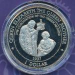 Соломоновы острова, 1 доллар (1995 г.)