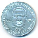 Чад, 200 франков (1970 г.)