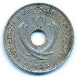 Восточная Африка, 10 центов (1912 г.)