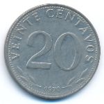 Боливия, 20 сентаво (1970 г.)