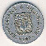 Мазаме., 5 сентим (1922 г.)