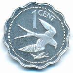 Белиз, 1 цент (1979–1980 г.)