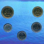 Восточный Тимор, Набор монет (2003 г.)