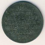 Прованс., 5 сентим (1918 г.)