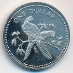 Белиз, 1 доллар (1979 г.)