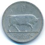 Ирландия, 1 шиллинг (1959 г.)