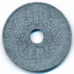Французский Индокитай, 1 цент