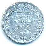 Бразилия, 500 рейс (1906 г.)