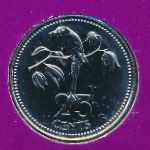Белиз, 25 центов (1979 г.)