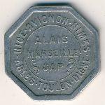 Прованс., 25 сентим (1921 г.)